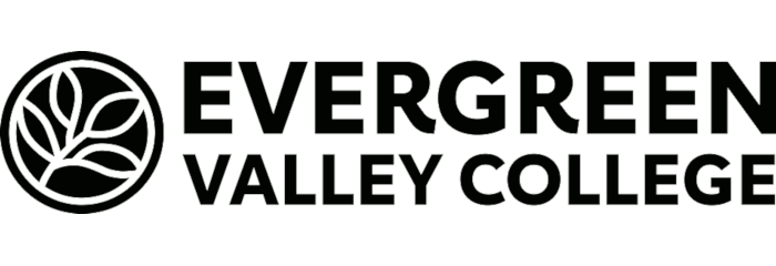 Evergreen Valley College logo