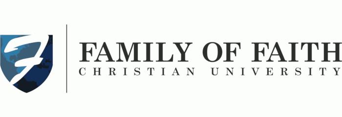 Family of Faith University logo