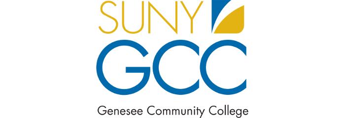 Genesee Community College logo