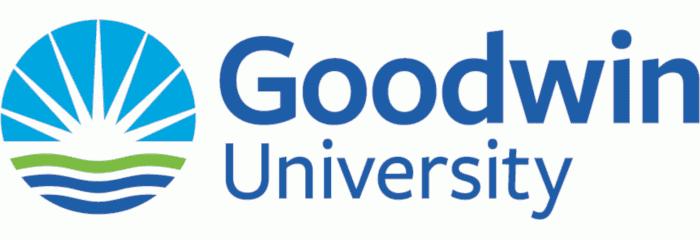 Goodwin University logo