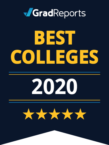 2020 Best Colleges Badge