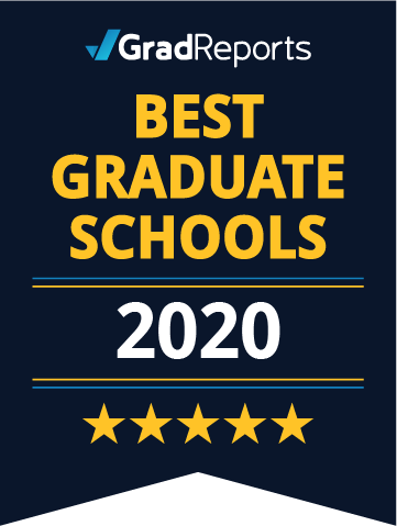 2020 Best Graduate Schools Badge