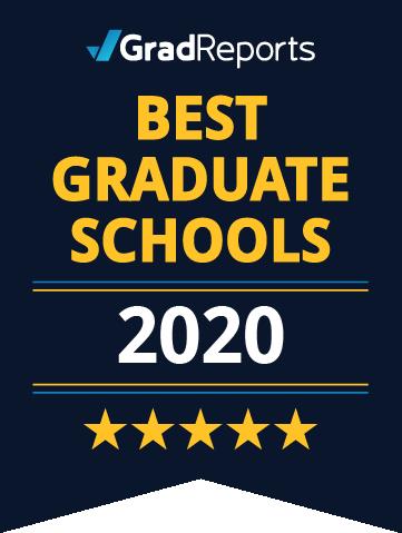 2020 Best Graduate Schools Badge