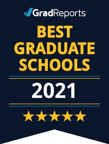 2021 Best Graduate Schools Badge
