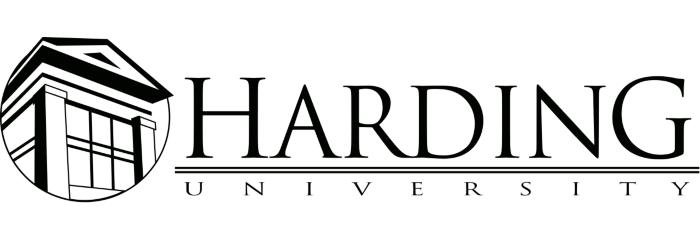 Harding University logo