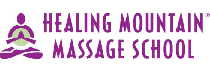 Healing Mountain Massage School logo