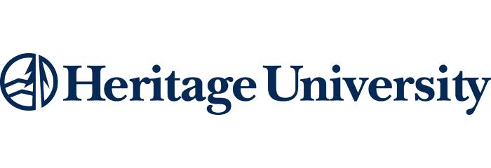 Heritage University logo