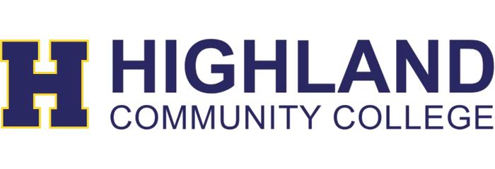 Highland Community College - KS logo