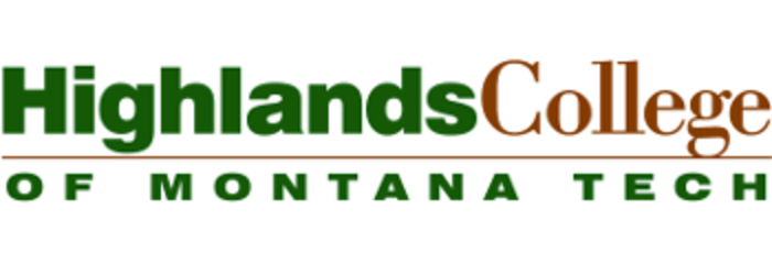 Highlands College of Montana Tech logo