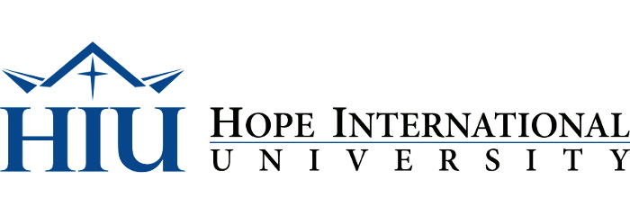 Hope International University logo