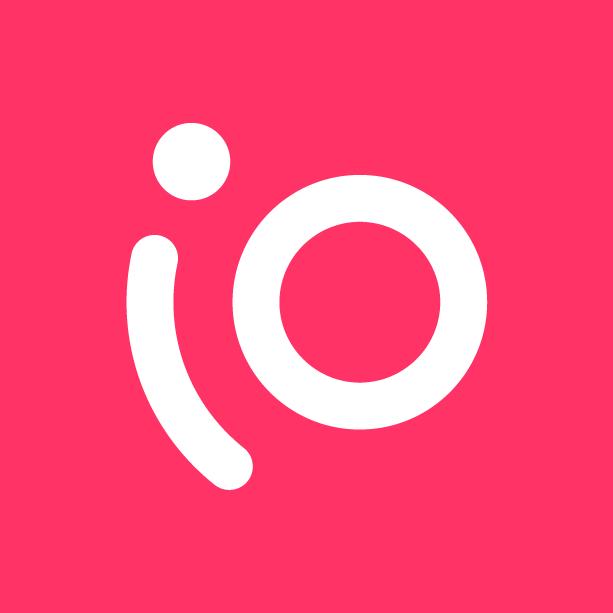 iO Academy logo