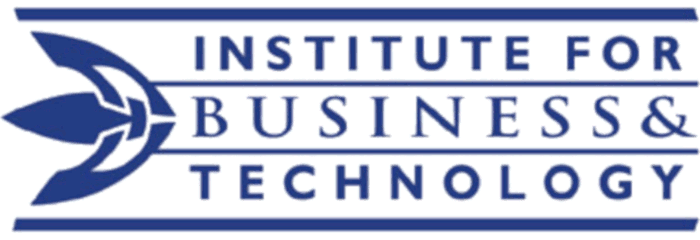 Institute for Business and Technology logo