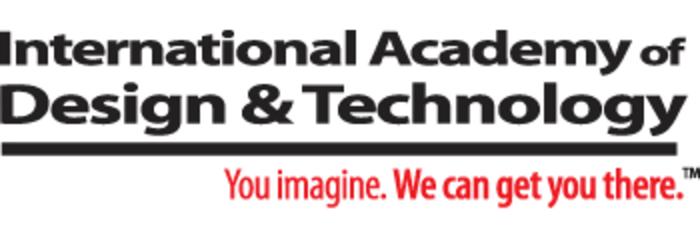 International Academy of Design and Technology logo