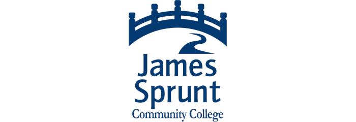 James Sprunt Community College logo