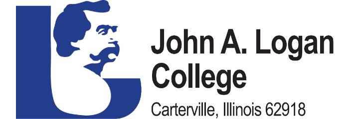 John A Logan College logo