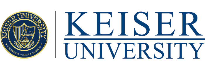 Keiser University eCampus logo