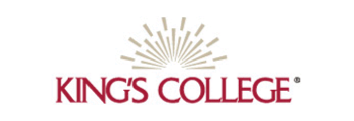 King's College - NC logo