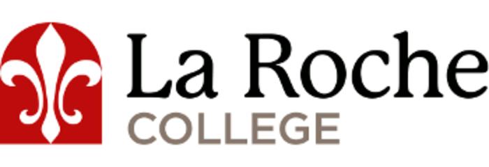 La Roche College logo