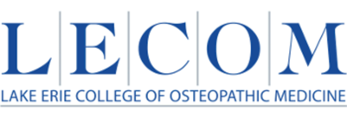 Lake Erie College of Osteopathic Medicine logo