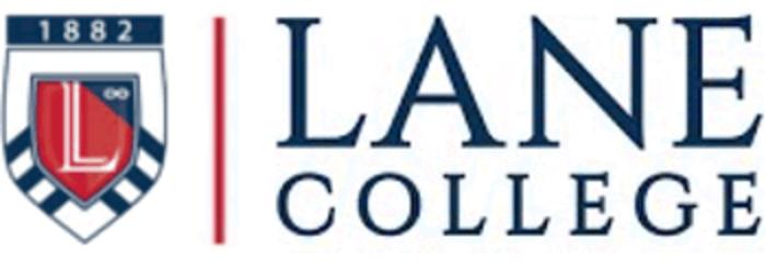 Lane College logo