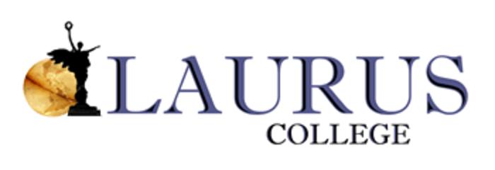 Laurus College logo