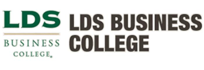 Latter-day Saints Business College logo