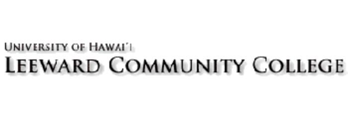 Leeward Community College logo