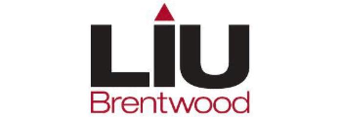LIU Brentwood logo