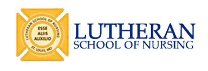 Lutheran School of Nursing logo