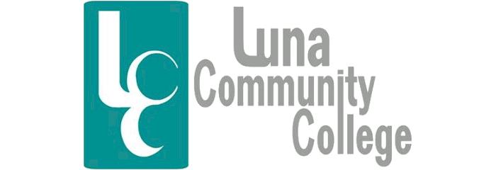 Luna Community College logo