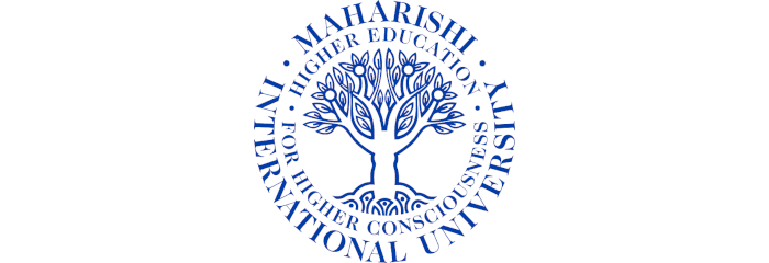Maharishi International University logo