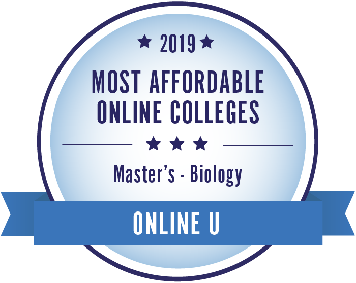 2019 Best Online Master's in Biology Programs