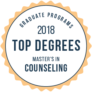 Counseling-Top Graduate Schools-2018-Badge