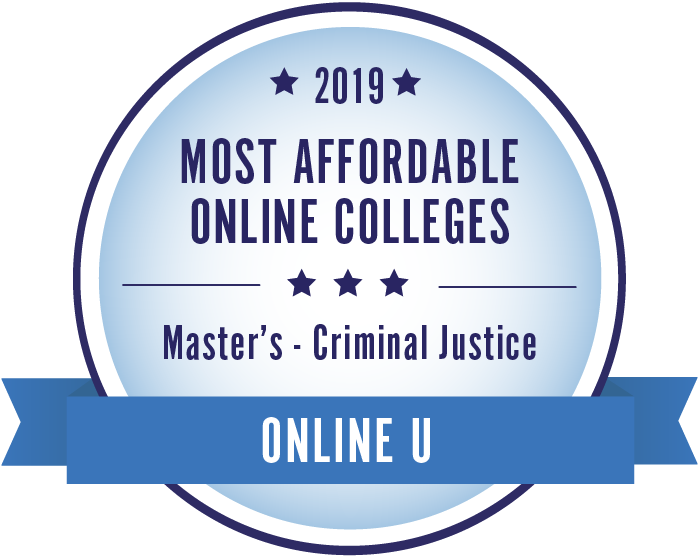 Criminal Justice-Top Online Colleges-2019-Badge