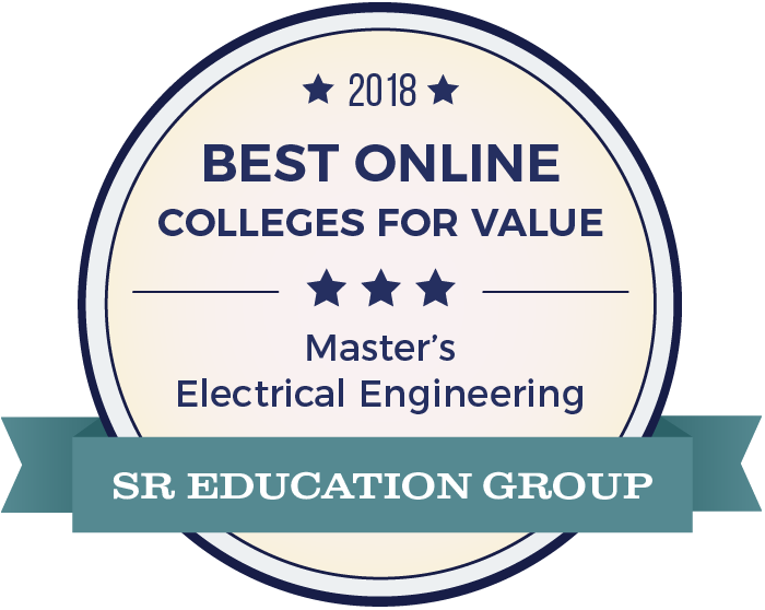 Electrical Engineering-Top Online Colleges-2018-Badge