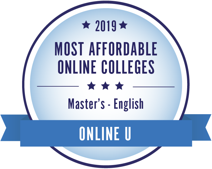 English-Top Online Colleges-2019-Badge