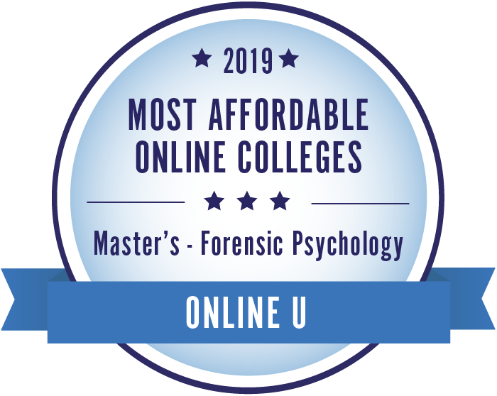 Forensic Psychology-Top Online Colleges-2019-Badge