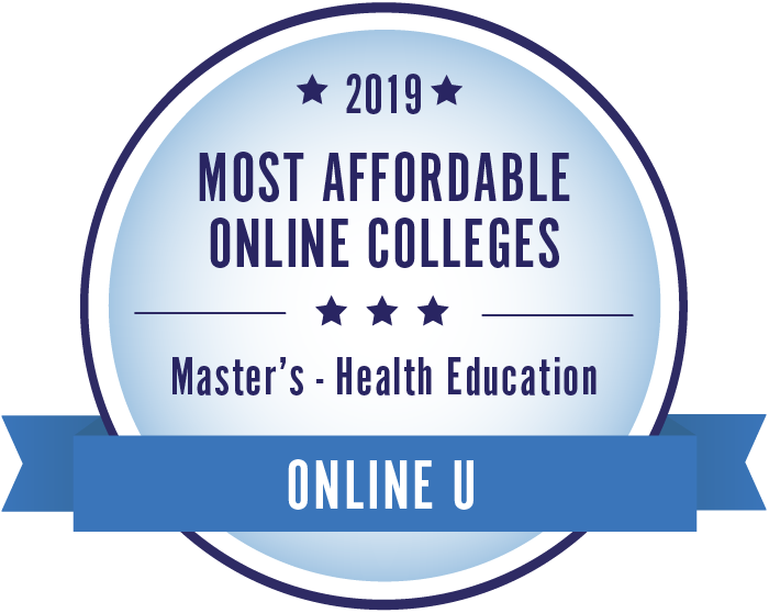 Health Education-Top Online Colleges-2019-Badge