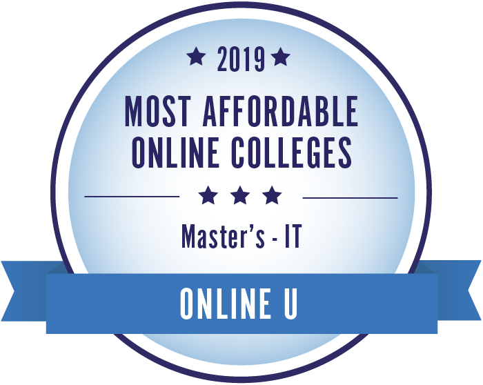 Information Technology-Top Graduate Schools-2018-Badge