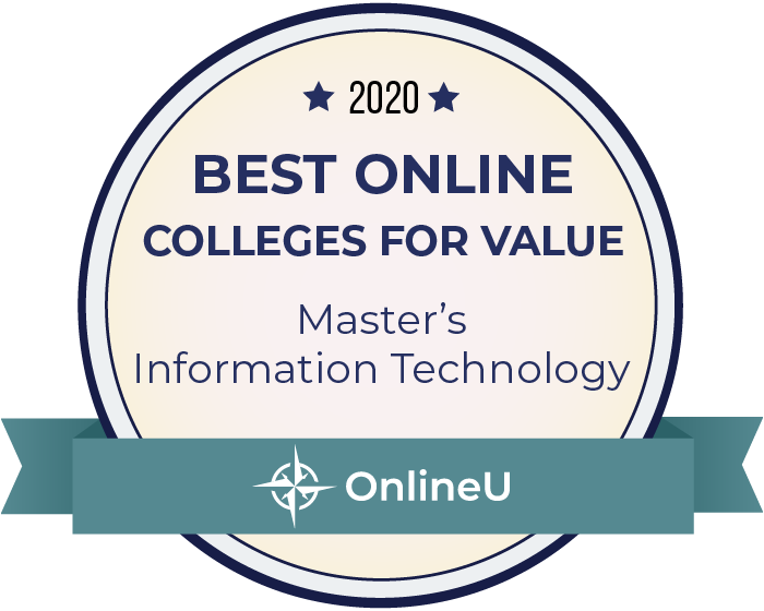 Information Technology-Most Affordable Online Colleges-2019-Badge
