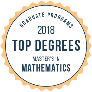 Mathematics-Top Graduate Schools-2018-Badge