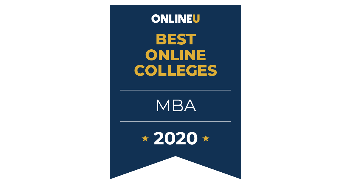 MBA-Most Affordable Online Colleges-2019-Badge
