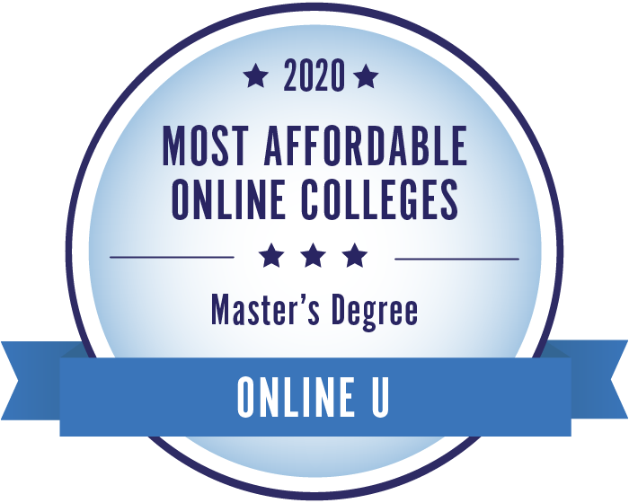 Master's Degrees-Top Online Colleges-2019-Badge