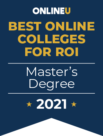 2021 Best Online Master's Degrees