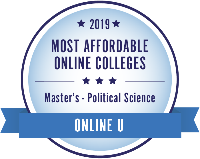 Political Science-Top Online Colleges-2019-Badge
