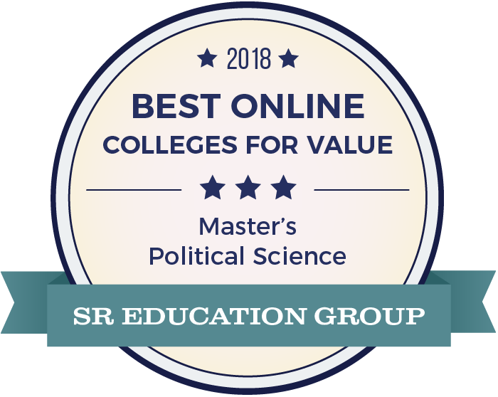 Political Science-Top Online Colleges-2018-Badge