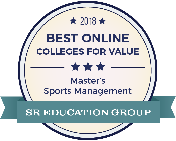 Sports Management-Top Online Colleges-2018-Badge