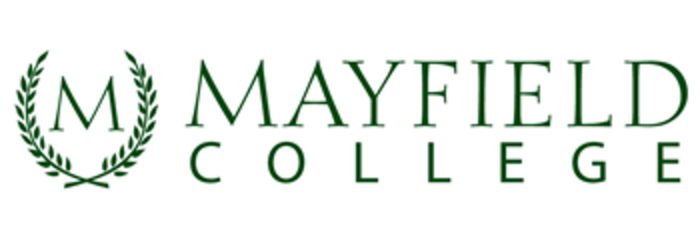 Mayfield College logo