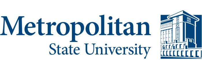 Metropolitan State University logo