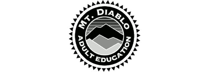 Mt Diablo Adult Education logo